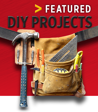 Featured DIY Projects