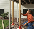 Easy Deck Inspection